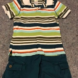 Boy's 5T Gymboree Outfit